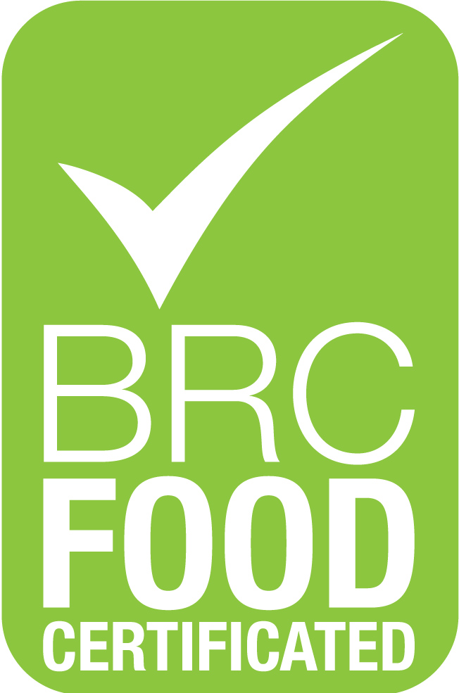 BRC Food Certificated Col 1